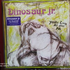 Discos de vinilo: DINOSAUR JR. ‎– YOU'RE LIVING ALL OVER ME. LP VINILO PRECINTADO. INDIE ROCK. Lote 237462360