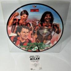 Discos de vinilo: THE BEATLES – THE BEATLES LIVE IN MILAN / COLLECTORS PICTURE DISC. Lote 237468585