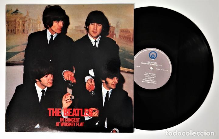 Discos de vinilo: The Beatles – Live Concert At Wiskey Flats / Never find again with This Cover / A Treasure - Foto 4 - 237469640