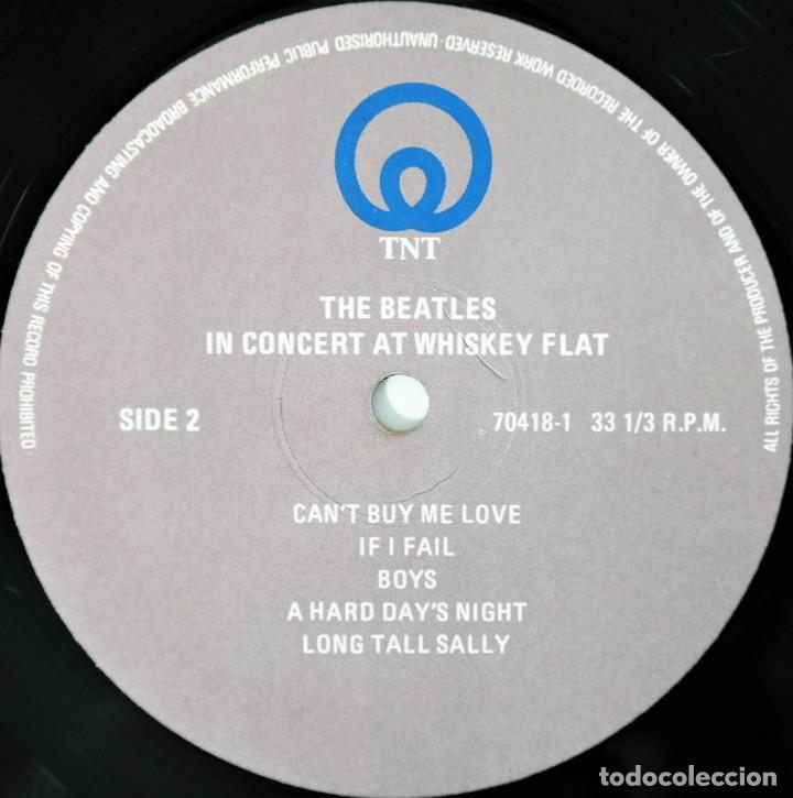 Discos de vinilo: The Beatles – Live Concert At Wiskey Flats / Never find again with This Cover / A Treasure - Foto 6 - 237469640