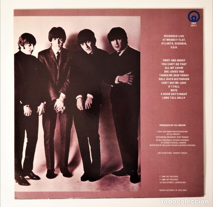 Discos de vinilo: The Beatles – Live Concert At Wiskey Flats / Never find again with This Cover / A Treasure - Foto 7 - 237469640