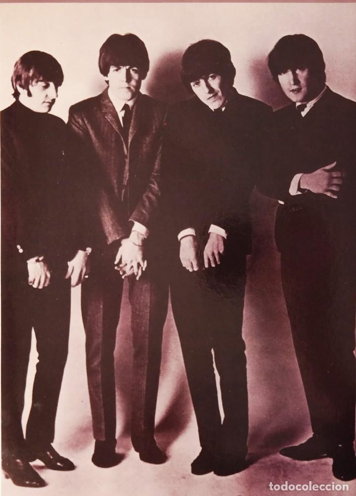 Discos de vinilo: The Beatles – Live Concert At Wiskey Flats / Never find again with This Cover / A Treasure - Foto 8 - 237469640