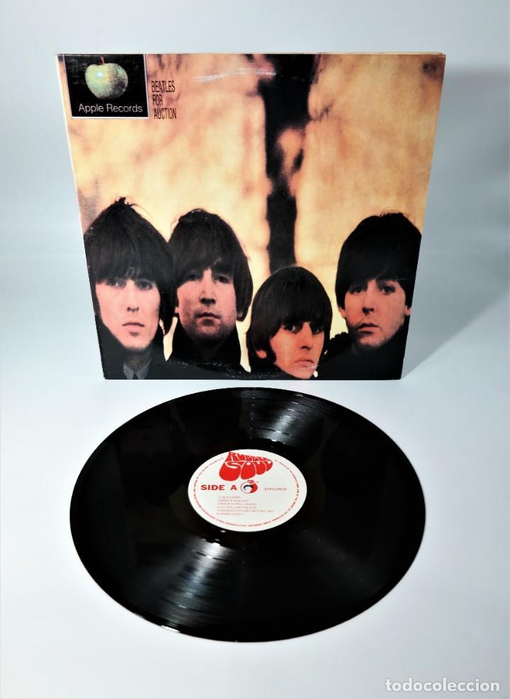 THE BEATLES – BEATLES FOR AUCTION / VERY SPECIAL (Música - Discos - LP Vinilo - Pop - Rock Internacional de los 50 y 60)
