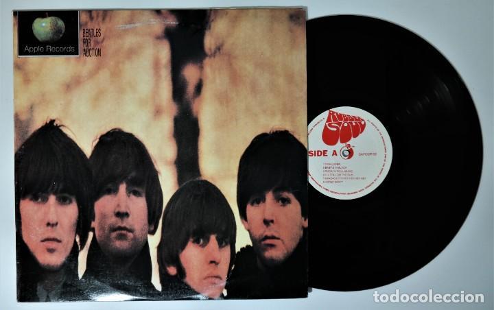 Discos de vinilo: The Beatles – Beatles For Auction / Very Special - Foto 4 - 237470465