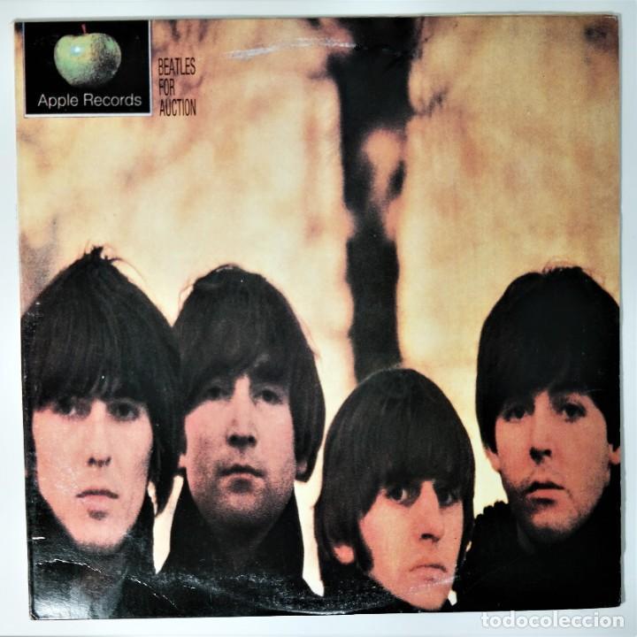 Discos de vinilo: The Beatles – Beatles For Auction / Very Special - Foto 7 - 237470465