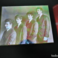Discos de vinilo: THE BEATLES‎–THE SAVAGE YOUNG BEATLES/ COLLECTORS TREASURE FROM THE BEATLES WITH SPECIAL HOLOGRAM. Lote 237472675