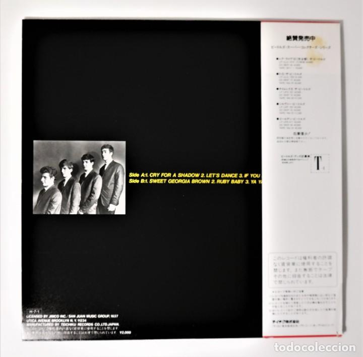 Discos de vinilo: The Beatles–The Savage Young Beatles/ Collectors Treasure From The Beatles With Special Hologram - Foto 11 - 237472675