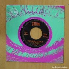 Discos de vinilo: JOHN LEE HOOKER - I WANT TO HUG YOU - SINGLE. Lote 237474845
