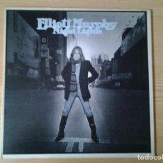 Discos de vinilo: ELLIOT MURPHY -NIGHT LIGHTS - RCA 1976 GATEFOLD ED. AMERICANA COPIA PROMOCIONAL. APL1-1318 MUY BUENA. Lote 237493825