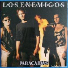 """Discos de vinilo: LOS ENEMIGOS - PARACAIDAS / HASTA EL LUNES (7"""", SINGLE). Lote 237497225"""