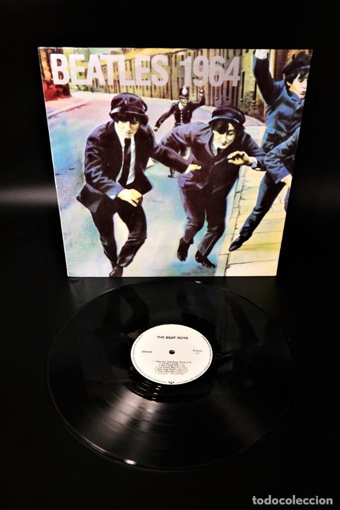 BEATLES - BEATLES 1964 / RARE AND WITH NICE COVER (Música - Discos de Vinilo - EPs - Pop - Rock Internacional de los 50 y 60)