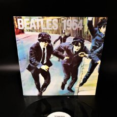 Discos de vinilo: BEATLES - BEATLES 1964 / RARE AND WITH NICE COVER. Lote 237498980