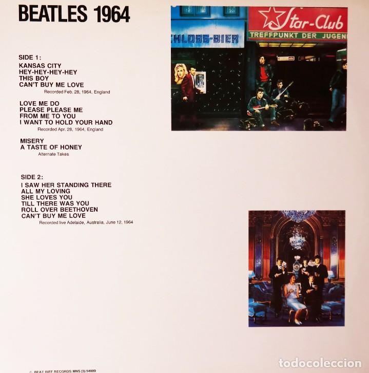 Discos de vinilo: Beatles - Beatles 1964 / Rare And With Nice Cover - Foto 2 - 237498980