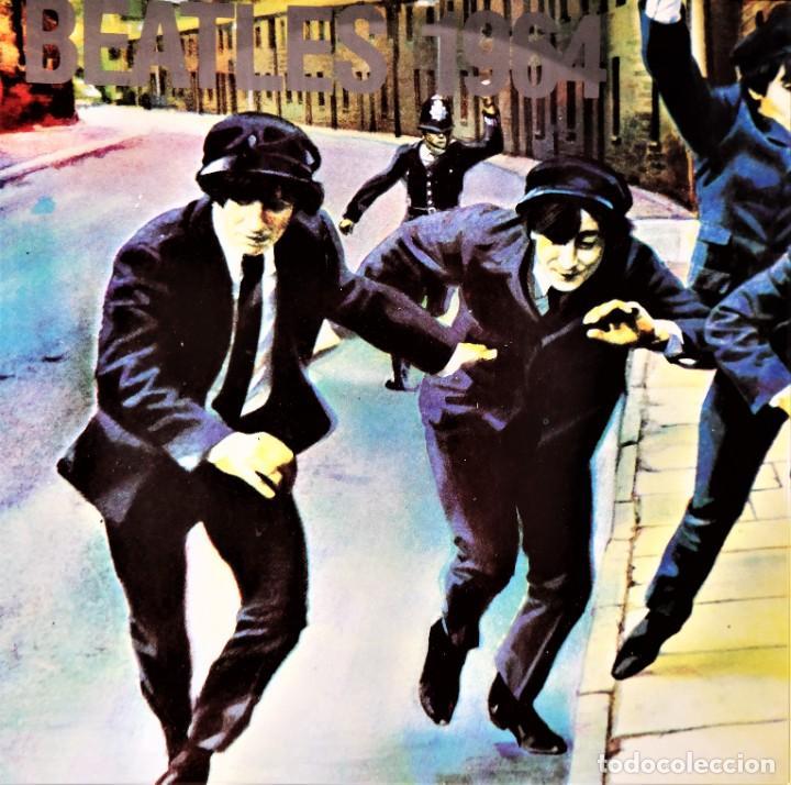 Discos de vinilo: Beatles - Beatles 1964 / Rare And With Nice Cover - Foto 10 - 237498980
