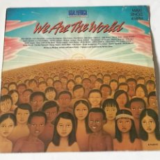 Discos de vinilo: USA FOR AFRICA - WE ARE THE WORLD - 1985. Lote 237501595