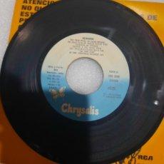 Discos de vinilo: ULTRAVOX - THE THIN WALL. SOLO DISCO. Lote 237503465