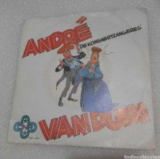 Discos de vinilo: ANDRE VAN DUIN - DE HEIDEZANGERS'. Lote 237503880