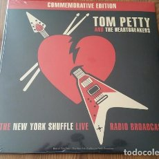 Discos de vinilo: TOM PETTY AND THE HEARTBREAKERS - THE NEW YORK SHUFFLE LIVE - LP PRECINTADO. Lote 237504595