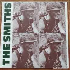 Discos de vinilo: SMITHS - MEAT IS MURDER (LP). Lote 237505495
