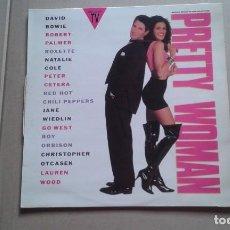 Discos de vinilo: BANDA SONORA - PRETTY WOMAN LP 1990 EDICION ESPAÑOLA. Lote 237543320