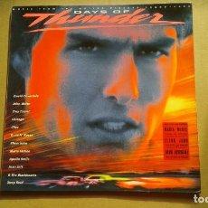 Discos de vinilo: BANDA SONORA - DAYS OF THUNDER LP 1990 EDICION ESPAÑOLA. Lote 237544280