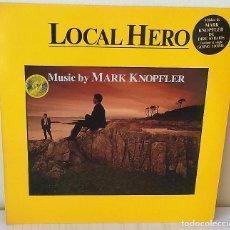 Discos de vinilo: MARK KNOPFLER - LOCAL HERO VERTIGO - 1983. Lote 237545335