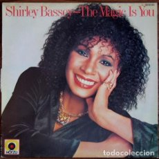 Discos de vinilo: SHIRLEY BASSEY – THE MAGIC IS YOU. Lote 237545815