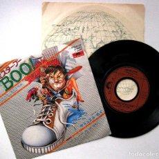 Discos de vinilo: SAMUEL HUI - THEME FROM MR. BOO: THE PRIVATE EYES - SINGLE POLYDOR 1979 JAPAN BPY. Lote 237548475