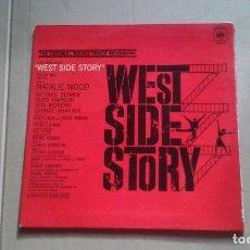 Discos de vinilo: BANDA SONORA - WEST SIDE STORY LP 1962 EDICION ESPAÑOLA. Lote 237552070