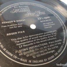 Discos de vinilo: FLEXI - ERIC ROBINSON - MUSIC FOR YOU. Lote 237560850