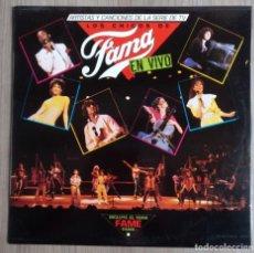 Discos de vinilo: MUSICA, DISCO VINILO LP, SERIE TV LOS CHICOS FAMA - RCA. Lote 237562475