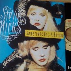 Discos de vinilo: SINGLE 8VINILO) DE STEVIE NICKS AÑOS 90. Lote 237570905