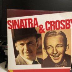 Discos de vinilo: DISCO VINILO SINATRA & CROSBY. Lote 237573715