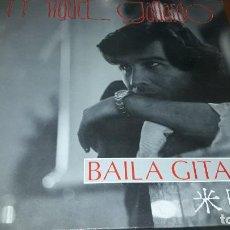 Discos de vinilo: MIGUEL GALLARDO. BAILA GITANA. EDICION POLYGRAM DE 1989.. Lote 237576020