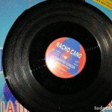 Discos de vinilo: DISCO NACHO CANO FEATURING GISELA-LA TRAMPA DEL CORAZÓN (DANCE VERSION),1996.. Lote 237580840