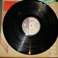 Discos de vinilo: LOTE 2 DISCOS EURO HOUSE. STRATEGIA-INOLVIDABLE,1996 Y N.U.K.E. – DOO DOO (REMIXES),1993. Lote 237582590