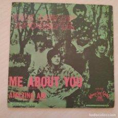 Discos de vinilo: THE LOVIN SPOONFUL - ME ABOUT YOU + 1 RARO SINGLE KAMA SUTRA – 618 028 DEL AÑO 1969 SPAIN. Lote 237587275