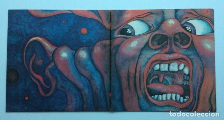 Discos de vinilo: King Crimson – In The Court Of The Crimson King (An Observation By King Crimson) Japan,1971 - Foto 4 - 237591405