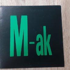Discos de vinilo: M AK HAMARKADA MIRESGARRIA/EHUN GINEN. Lote 237628015