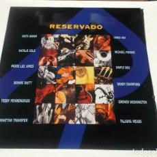 Discos de vinilo: RESERVADO, 2 LPS 1993 ,. Lote 237690820