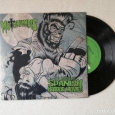 Discos de vinilo: MOTORZOMBIS - THE CURSE OF SPANISH HORROR MOVIES - HORROR EXPRESS + 3 (DAILY) SINGLE EP ESPAÑA. Lote 237695180