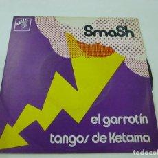 Disques de vinyle: SMASH EL GARROTIN BOCACCIO RECORDS 1971. Lote 237695740