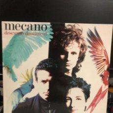 Disques de vinyle: DISCO VINILO MECANO DESCANSO DOMINICAL. Lote 237744650