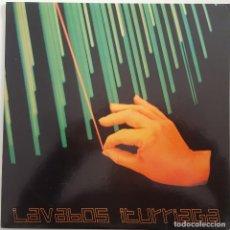 Discos de vinilo: LAVABOS ITURRIAGA...IMÁGENES DEL RUIDO.(DISCOS SUICIDAS  1984) SPAIN.. Lote 237772400