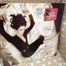 Discos de vinilo: SIOUXSIE & THE BANSHEES – KISS THEM FOR ME / RETURN /STARING -EDICION LIMITADA NUMERADA , ULTRA RARA. Lote 237819405