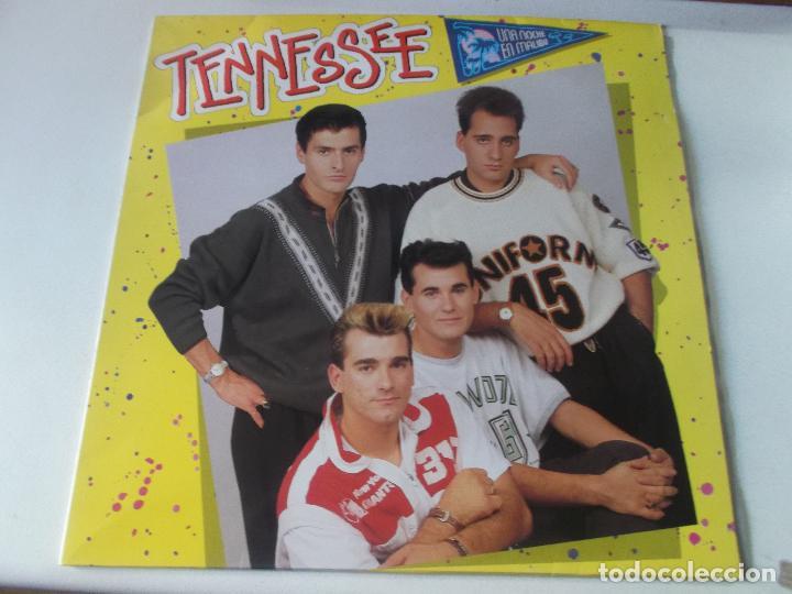 TENNESSEE, UNA NOCHE EN MALIBU, 1989 (Música - Discos - LP Vinilo - Grupos Españoles de los 90 a la actualidad)