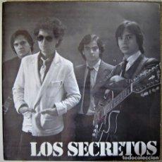 Disques de vinyle: LOS SECRETOS.1º ALBUM..EX+...EDICION 1984. Lote 237829825