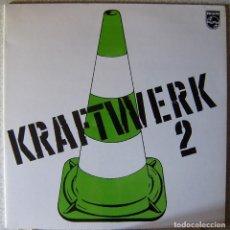 Discos de vinilo: KRAFTWERK.KRAFTWERK 2...EX+..COMO NUEVO.. 1ª EDICION ESPAÑOLA...NO OFERTAS. Lote 237835390