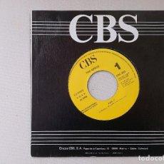 Discos de vinilo: AFROS, THE - FEEL IT (CBS) SINGLE ESPAÑA PROMOCIONAL. Lote 237837285