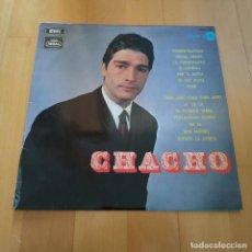 Discos de vinilo: CHACHO - EL PIANO DE CHACHO Y SUS RUMBAS - CONGRATULATIONS + 13 - LP EMI REGAL DE 1968 BUEN ESTADO. Lote 237875130
